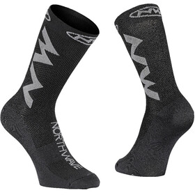 Northwave Extreme Air Cycling Socks grey/black
